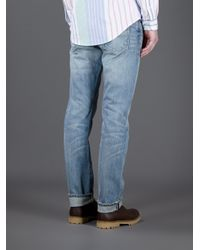 Ralph Lauren | Blue Regular Fit Jeans for Men | Lyst