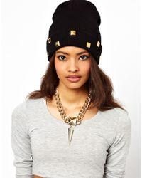 ASOS - Metallic Chunky Spike Necklace - Lyst