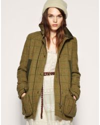 ASOS Collection - Natural Cooper & Stollbrand For Asos Shooting Jacket - Lyst