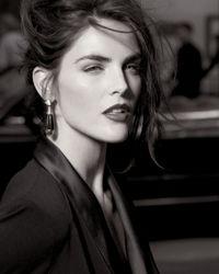 Rachel Zoe   Black Teardrop Earrings   Lyst