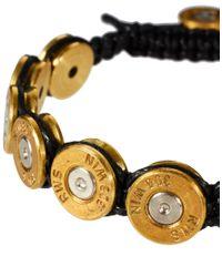 Love Bullets - Metallic Bullet Bracelet for Men - Lyst
