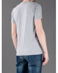 Dolce & Gabbana | Gray Photo Print T-shirt for Men | Lyst