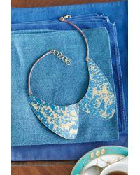 Sibilia - Blue Caminito Collar Necklace - Lyst