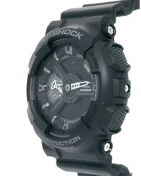 G-Shock | Black Hyper Complex Watch Ga1101ber for Men | Lyst