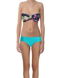 Zimmermann | Multicolor The Vase Underwire Bikini in Geo Jade | Lyst