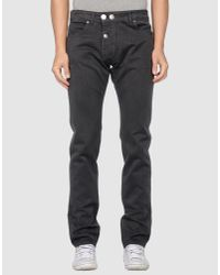 Dvalencia | Gray Casual Pants for Men | Lyst