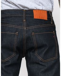 Apolis | Blue Standard Issue Selvedge Denim for Men | Lyst
