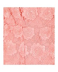Christopher Kane | Pink Lace Overlay Dress | Lyst