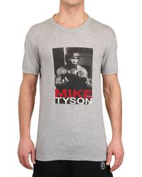 Dolce & Gabbana | Gray Mike Tyson Cotton Jersey T-Shirt for Men | Lyst