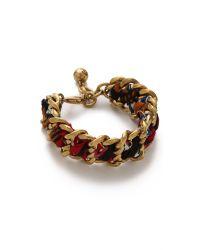Lulu Frost | Multicolor Double Batik Bracelet | Lyst