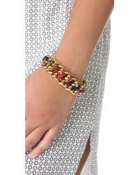 Lulu Frost - Multicolor Double Batik Bracelet - Lyst