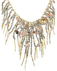 Natasha Collis - Multicolor The New Treasure Necklace - Lyst