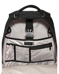 Porsche Design - Black Bounce Water Resistant Nylon Backpack for Men - Lyst