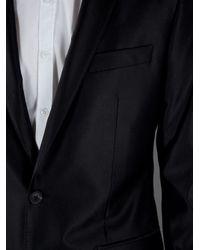 Dolce & Gabbana | Black Slim Fit Suit for Men | Lyst