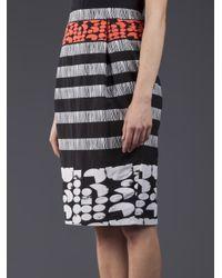 Zero + Maria Cornejo | Multicolor Dress | Lyst