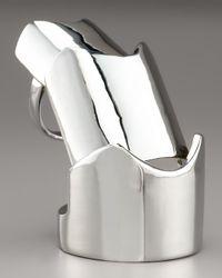 Eddie Borgo | Metallic Hinged Plate Ring | Lyst