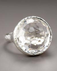 Ippolita | Metallic Lollipop Quartz Ring | Lyst