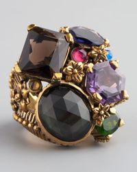 Stephen Dweck | Multicolor Multistone Ring | Lyst