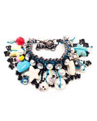 Venessa Arizaga | Blue Viva La Vida Bracelet | Lyst