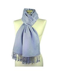 FORZIERI | Baby Blue Pashmina | Lyst