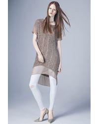 J Brand - White 811 Mid-rise Skinny Leg - Lyst