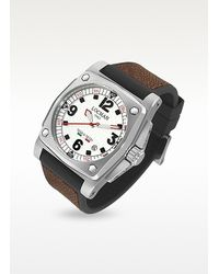 LOCMAN - Teseo Tesei Brown Stingray Automatic Mechanical Date Watch for Men - Lyst