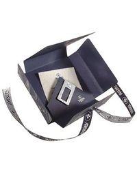 Torrini - Metallic Large Ashlar Finish Sterling Silver Money Clip for Men - Lyst