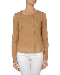 See By Chloé | Brown Blouse | Lyst