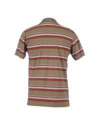 Strellson - Green Polo Shirt for Men - Lyst