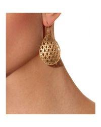 Jamie Wolf - Metallic 18kt Yellow Gold Woven Aladdin Earrings - Lyst