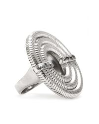 Lara Bohinc | Metallic New Apollo Ring | Lyst