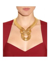 Lara Bohinc - Yellow Lunar Eclipse Necklace - Lyst
