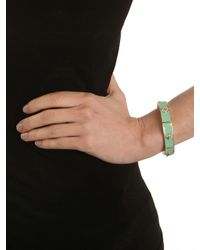 BaubleBar - Green Mint Fox Bangle - Lyst