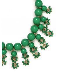 BaubleBar - Green Ariel Necklace - Lyst