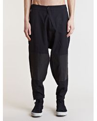 Lyst Damir Doma Pacal Pants In Gray For Men