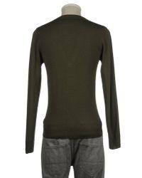 Retois - Green V-neck for Men - Lyst