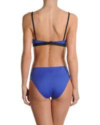 Annaclub by La Perla | Blue Bikini | Lyst