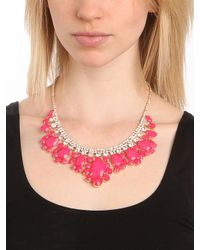 BaubleBar - Green Lime Snow Collar - Lyst