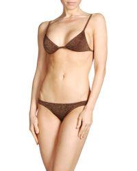 Laura Urbinati - Brown Bikini - Lyst