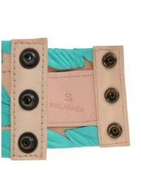 Malababa | Blue Bracelet | Lyst