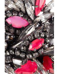 Erickson Beamon - Metallic Modern Mughal Swarovski Crystal Ring - Lyst