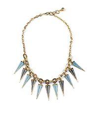 Lulu Frost | Metallic Dauphine Necklace | Lyst