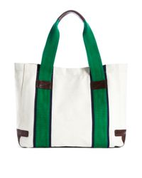 Brooks Brothers - White Prep Tote - Lyst