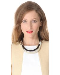 Orly Genger By Jaclyn Mayer   Black Roxbury Necklace   Lyst