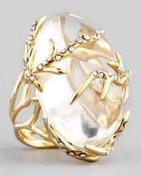 Alexis Bittar | Metallic Ophelia Vine Ring | Lyst