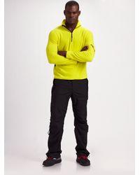 RLX Ralph Lauren | Yellow Microfleece Half-zip Pullover for Men | Lyst