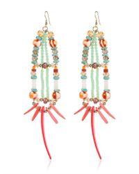 Anita Quansah London - Multicolor Thea Earrings - Lyst