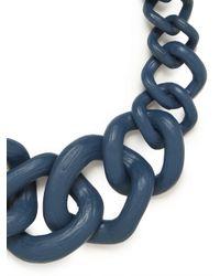 BaubleBar | Blue Jurassic Collar | Lyst