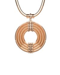 Lara Bohinc | Brown Necklace | Lyst