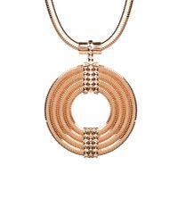 Lara Bohinc | Metallic Necklace | Lyst